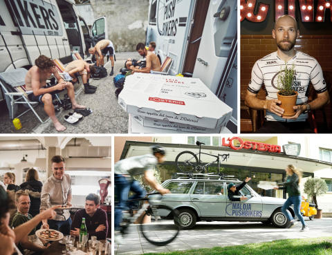 POWERED BY PIZZA – RÜCKBLICK DER PUSHBIKERS ZUR RAD-WM 2018