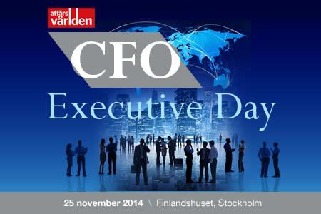 Affärsvärlden - CFO Executive Day