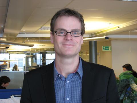Henrik Lindroth ny försäljningsdirektör på Folkspel
