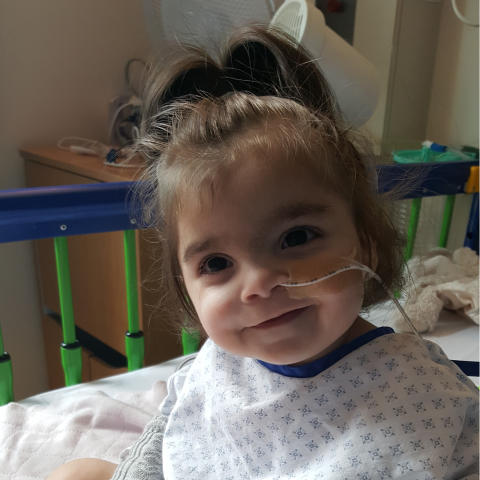 Mum of tiny girl to hold 'Stay and Play' event in Chelmsford to fundraise for charity