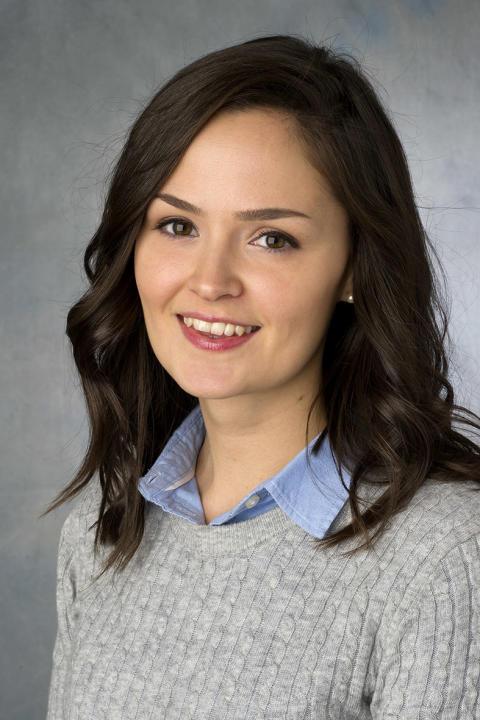 Josefine Gran, kommunikatör område medicin och rehabilitering