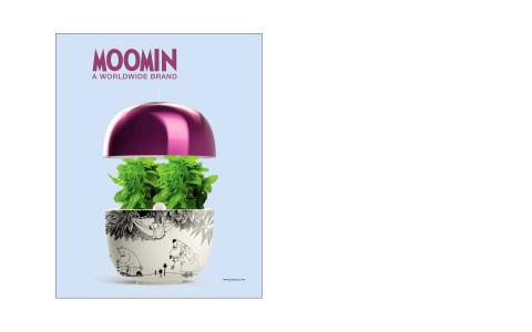 Moomin - A Worldwide Brand 2016