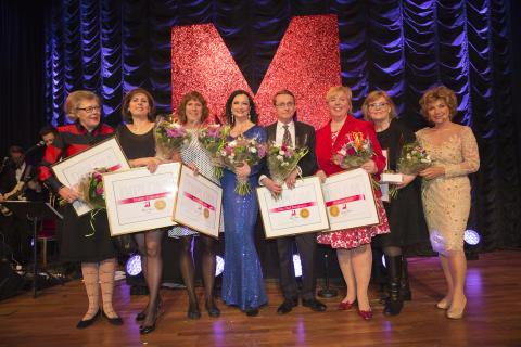 Alla vinnare i Årets Mappie 2014