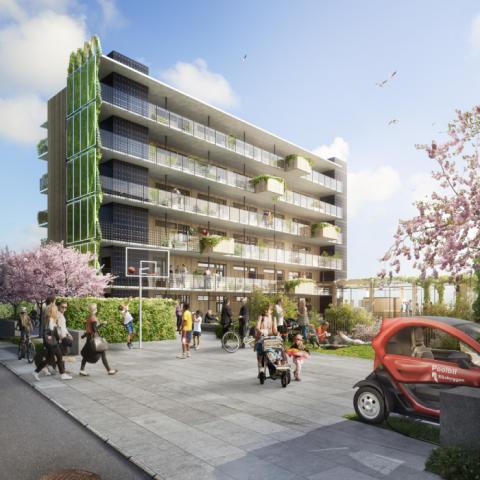 Riksbyggen blir pionjärer med krav på ny klimatsmart betong