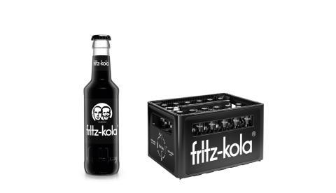 """""""Den Wachen gehört die Welt"""": Superunion entwickelt neue fritz-kola Gastro-Flasche"""