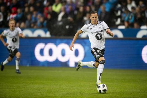 Rosenborgs første kvalifiseringskamp på Viasat 4