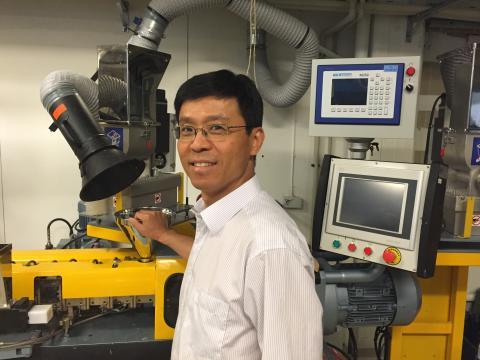 Li Yang, Innventia