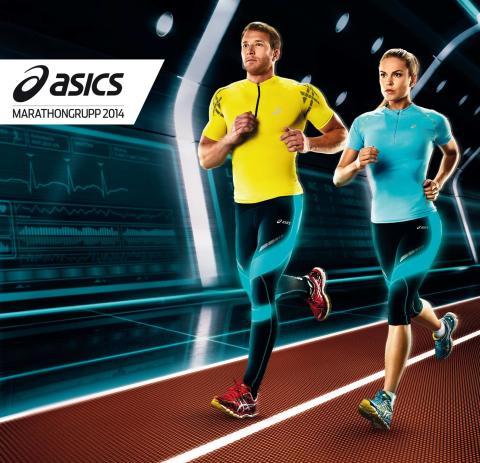 ASICS och Runner's World tränar maratonlöpare i gemensamt projekt