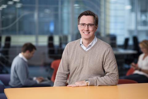 Marc Berg - Geschäftsführer der Klarna GmbH