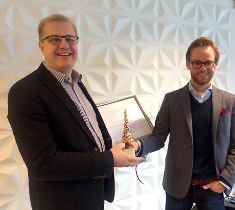 Bringfeldt Innovation AB blir årets inkubatorsbolag