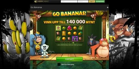 CherryCasino lanserar tre spelnyheter