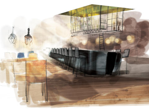 The Restaurant, Stenungsbaden Yacht Club