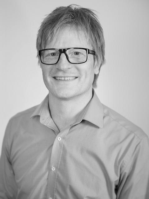 Utviklingssjef Anders Nohre-Walldén i NGBC
