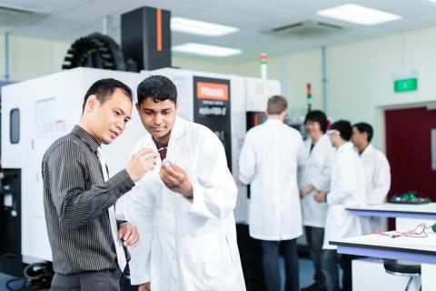 Engineering Workshop / Lab