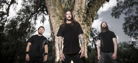 High On Fire får væggene til at skælve i VEGA