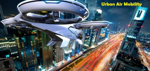 Global Urban Air Mobility Market Future Growth Prospect and Trends to 2027 by Top Key Players Airbus, Aurora Flight Sciences, Bell Helicopter Textron, EHANG, EmbraerX