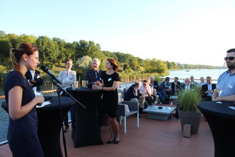 Sommerforum am 15. September 2016 zu Herausforderungen von Industrie 4.0 und Nachfolgeregelungen in kleinen und mittleren Unternehmen