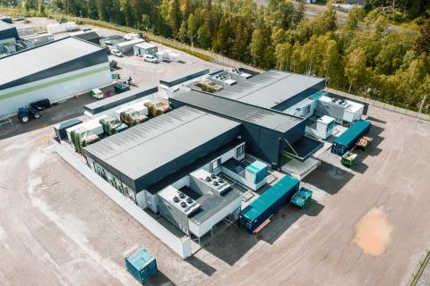 Offisiell åpningsseremoni hos Green Mountain:  Volkswagen Group åpner datasenter på Rjukan