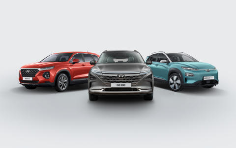 Hyundai på 2018 Geneva International Motor Show