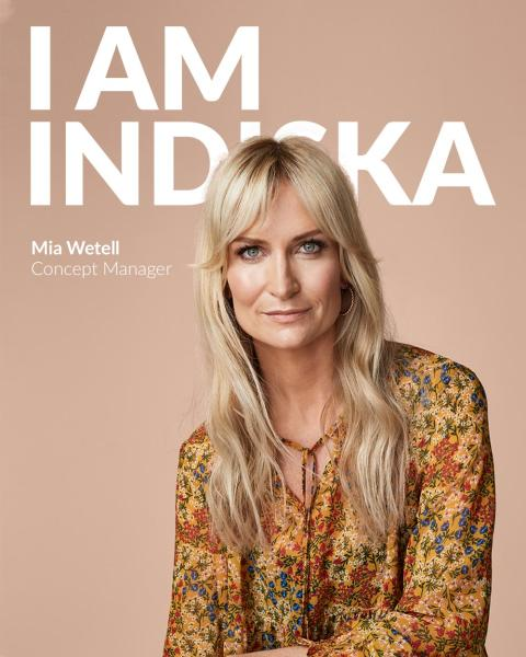 Mia Wetell, Concept Manager - Internationella kvinnodagen -