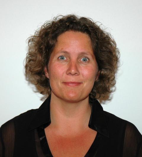 Kommunikasjonssjef Trine Gjermundbo i Fretex Norge
