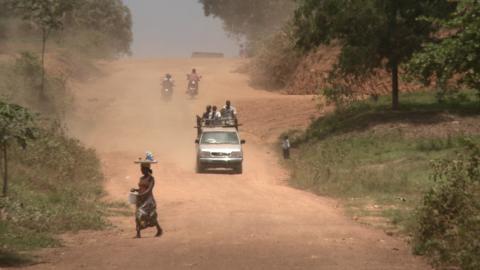Liberia:  Kvinnor  - särskilt utsatta i ebolaepidemin