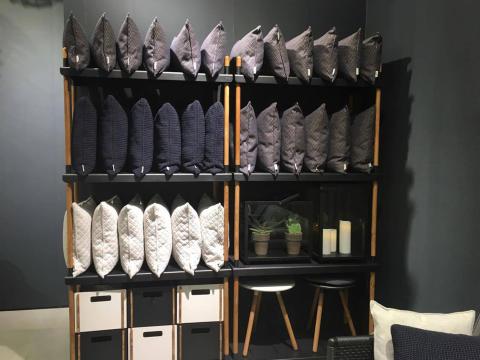 Cane-Line kuddar, Stockholm Furniture
