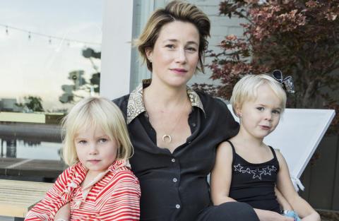 Cecilia Blankens ny krönikör i mama