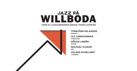 Ny hemma-hos-konsert med jazz på Willboda i Spannarboda