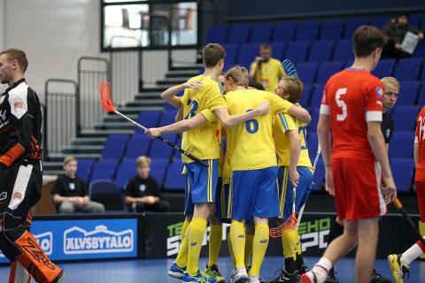 Nye förbundskaptenens första U19-trupp