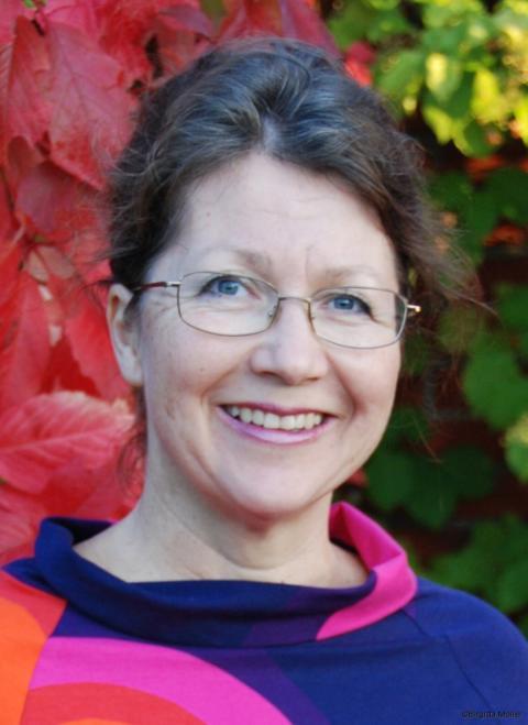 Familjelördag med Birgitta Möller på Ängelholms stadsbibliotek