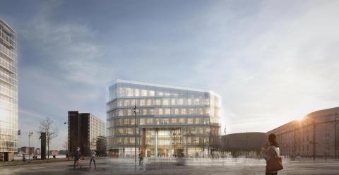 Scandic avaa uuden hotellin Kööpenhaminan keskustaan