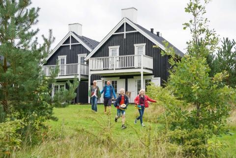 Landal Søhøjlandet grønstemples med Green Key certifikat