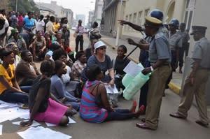 Zimbabwe: Alarmerande tillslag inför de kommande valen