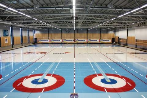 Jönköping Curling Club tilldelas pris som Årets Idrottsförening