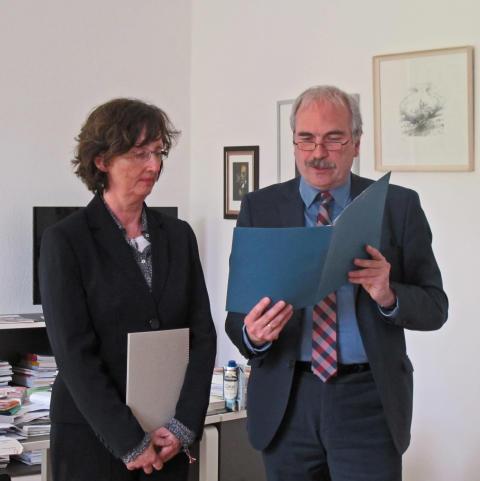Neue Professorin stärkt Forschung und Lehre im Arbeitsgebiet Werkstofftechnik am Fachbereich Ingenieur- und Naturwissenschaften (INW)