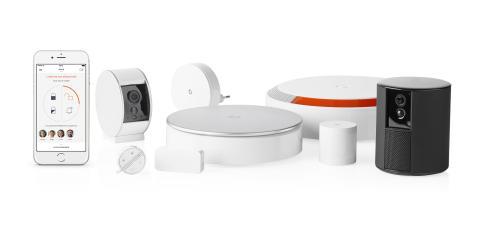 Somfy Protect är ett nytt produktområde från Somfy