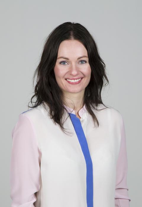 Kamilla Krane, salgssjef MPX