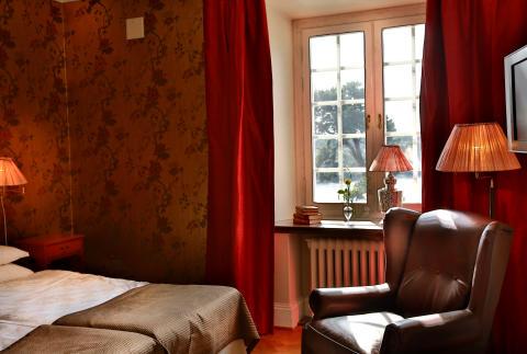 Hotellrum 313 i Herrgården