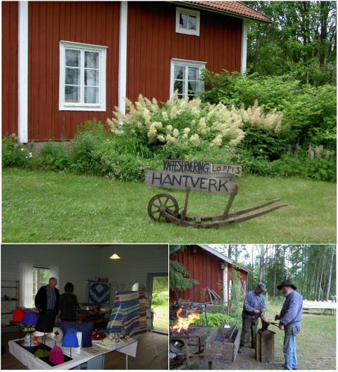 Hantverksdag på lördag i Öskebohyttans Missionshus
