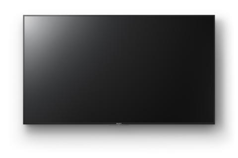 Sony étend son assortiment de téléviseurs 4K HDR  et lance la gamme XE70