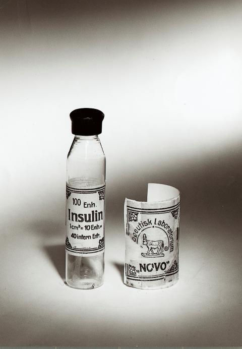 Insulin  Novo Nordisk historia