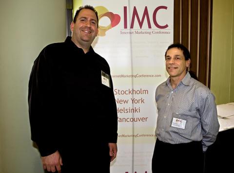 Internet Marketing Conference (IMC) New York 2008 | Bryan Eisenberg, Future Now, and Phil Kemelor, Semphonic