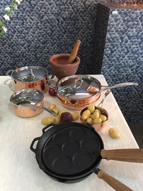 Nyheter på Cervera - Matlagning i fokus