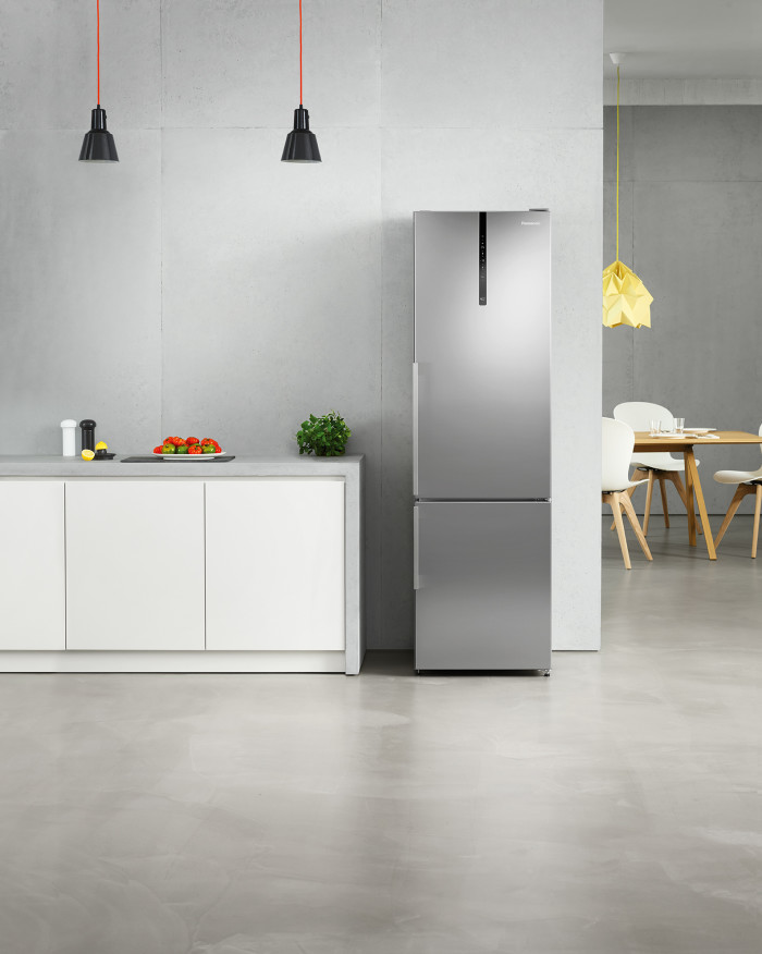 Panasonic provides the key ingredient for efficient living with innovation across laundry and refrigeration