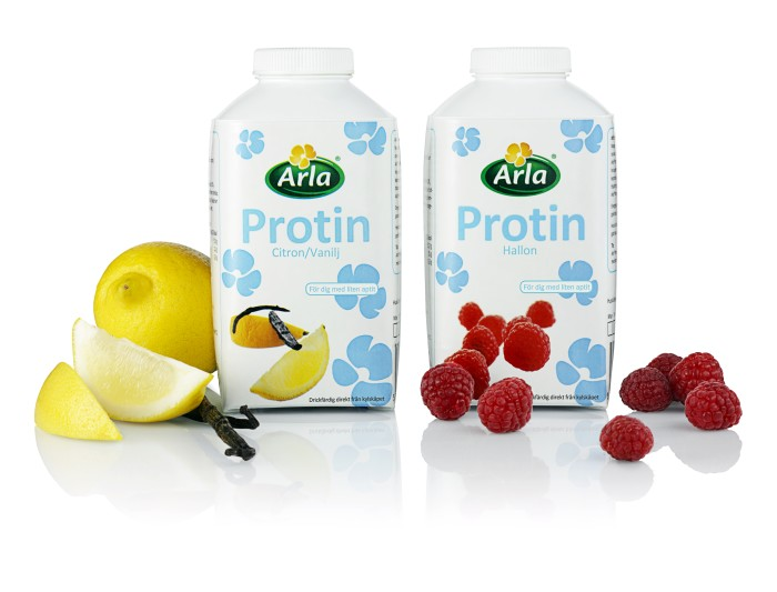 Näringsrikt mellanmål för äldre: Protin med extra protein