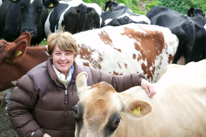 Arla farmers call on shoppers to make a positive difference to the UK dairy industry