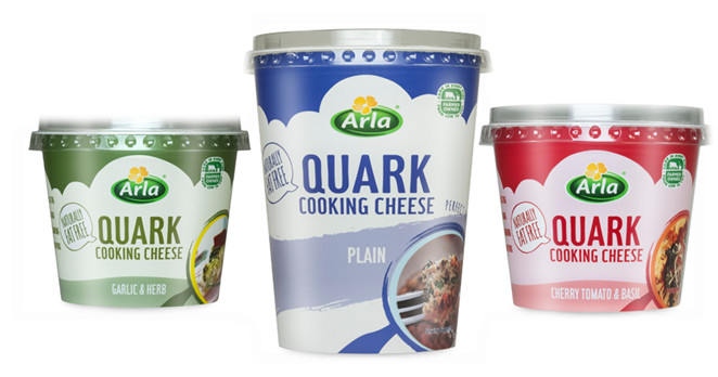 ​Arla Foods expands branded product range with launch of cheese's best kept secret