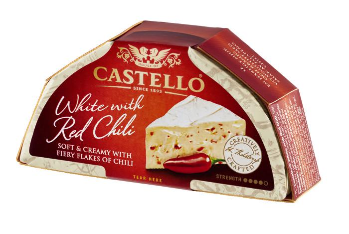 Castello lanserar krämig nyhet med sting