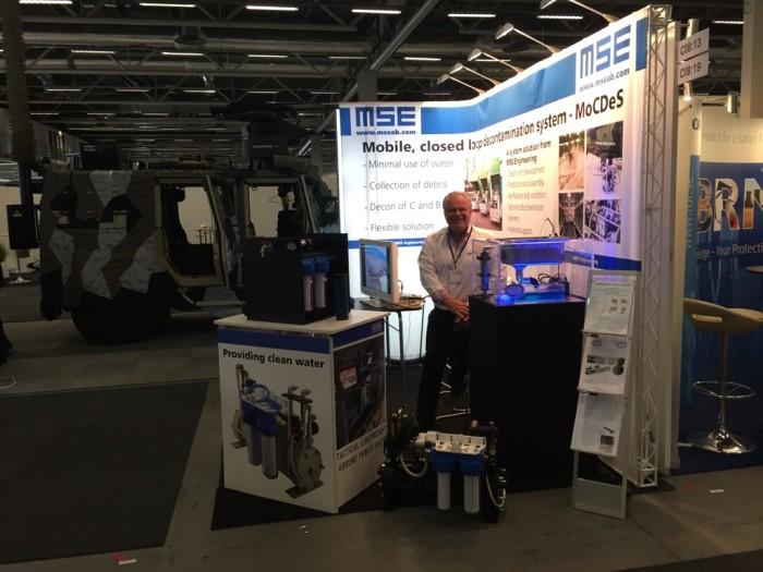 Vår partner Swedish GTC ställer ut NU på CBW-Symposium 2016.